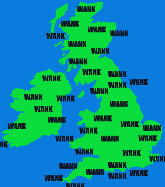 range weather forcast for the uk expats