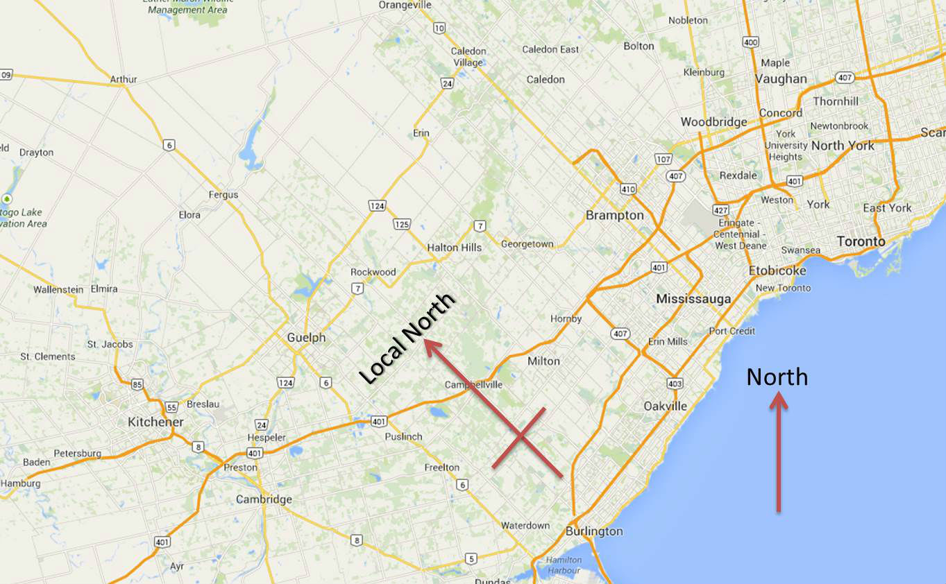 Map of Ontario Canada With Cities Map of Ontario Canada Cities