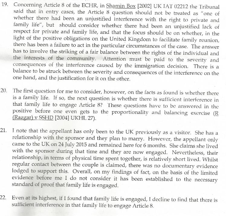 Need help after visa denial british expats need help after visa denial tribunal 5g spiritdancerdesigns Gallery