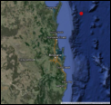 Earthquake off Fraser Island (Queensland)-earthquake-0848-local-time.png