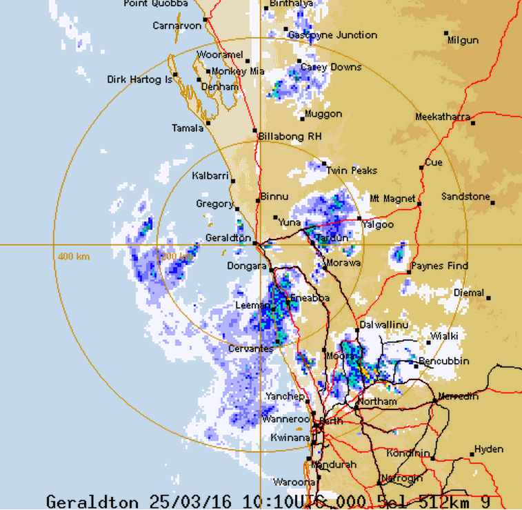 Severe weather warning wa including perth british expats for Bureau weather
