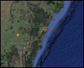 3.2 Earthquake offshore Sydney - No Tsunami Threat-quake.png