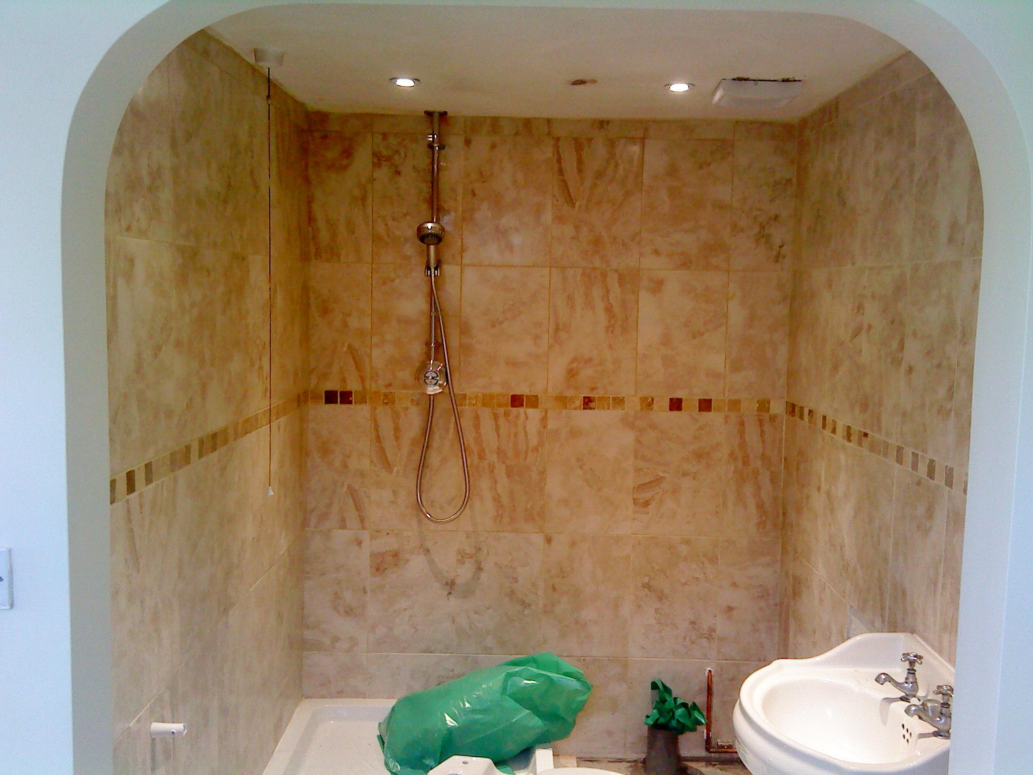 Wall and floor tiling jobs
