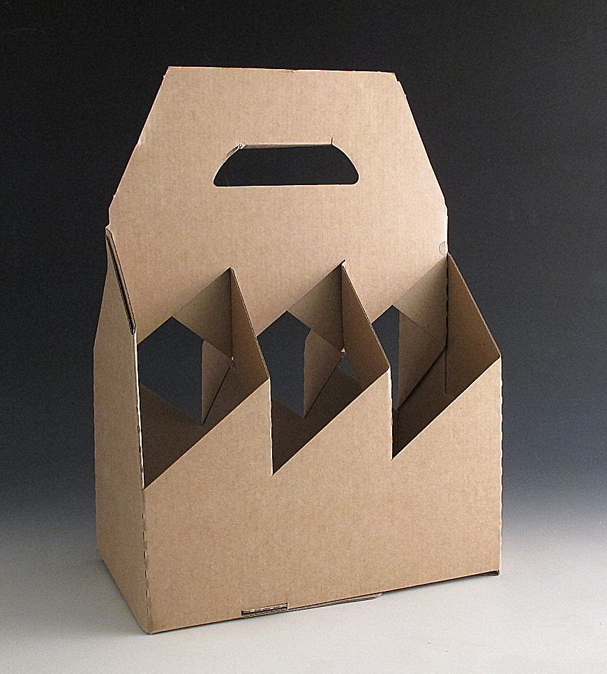 Cardboard Wine Bottle Carriers British Expats