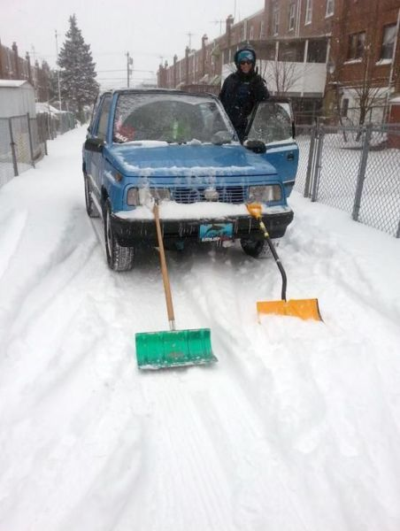 Homemade Snow Plow >> Women of BE: do you have a snowblower? - Page 2 - British Expats
