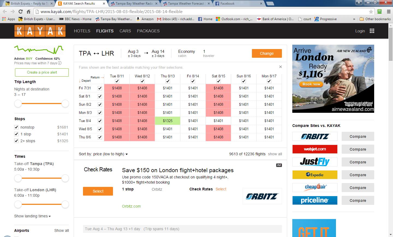 Flight Price Tracker