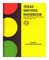 Texas Drivers Education Book
