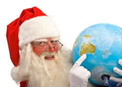 Santa's Great Aussie Investment