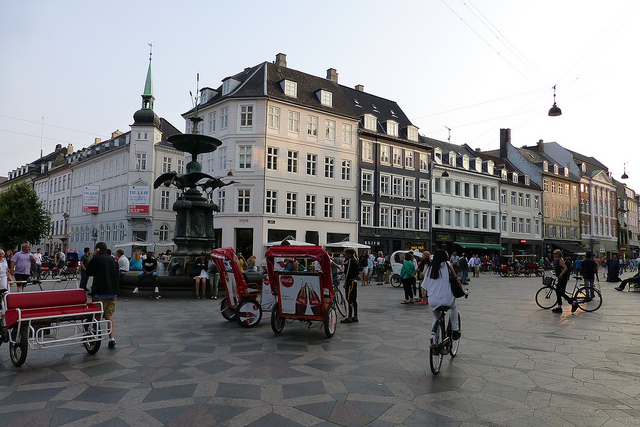 A student guide to Copenhagen