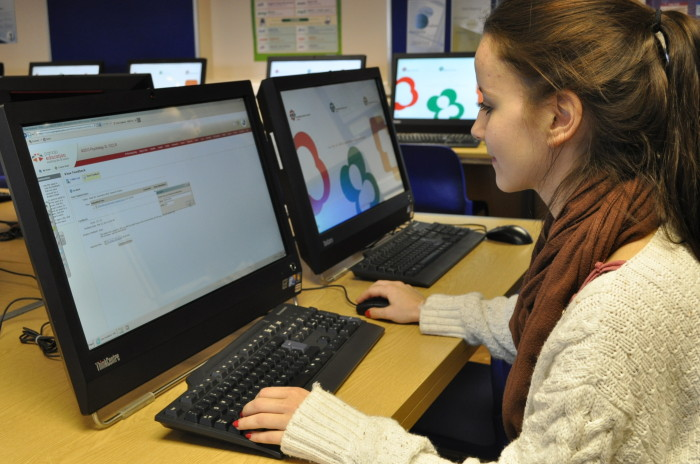 Online Learning Prepares School Students Well for University