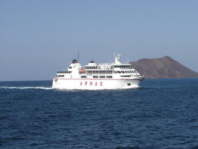 Mutiny on the Ferry